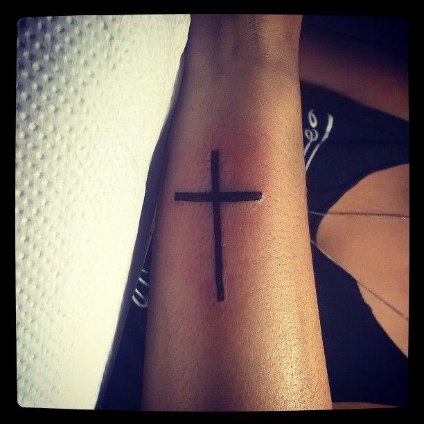 Cruz tattoo
