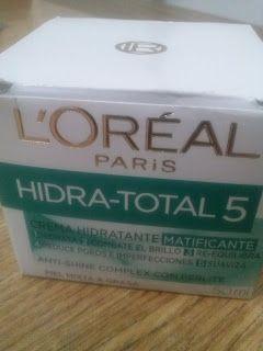 Sala de Maquillaje : Crema Hidra Total 5 - L´Oreal