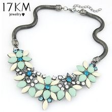 Brand designer New hot sell Fashion Retro style Colorful gem rhinestone flower…