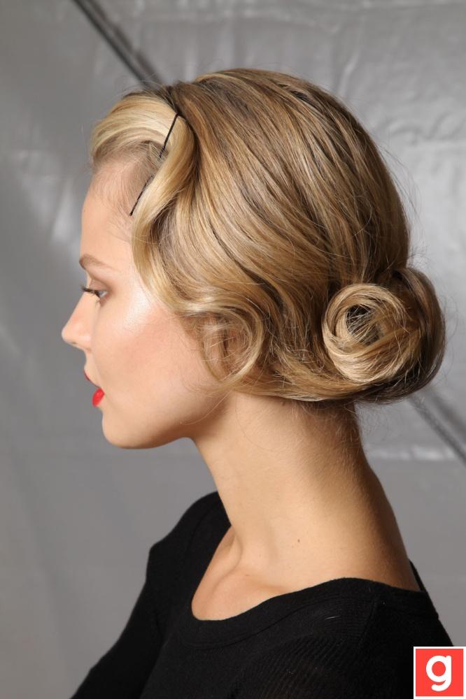 grace kelly hair style