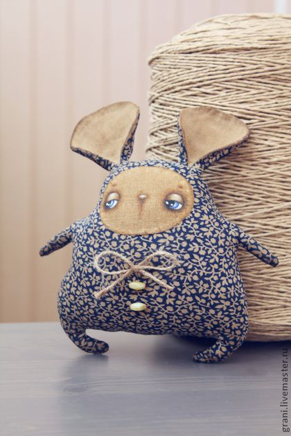 Cute Handmade Toy  Adorable peluche 100% hecho a mano