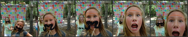 DIY Kids Birthday Party Photobooth
