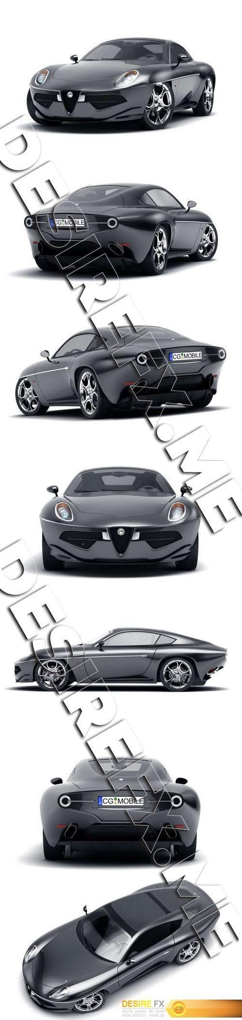 Alfa Romeo Disco Volante Touring 2013 3D Model    #Alfa_Romeo_Disco_Volanteo_Touring_2013 #3D_Model #Alfa_Romeo #2013    http://www.desirefx.me/alfa-romeo-disco-volante-touring-2013-3d-model/ #alfaromeodiscovolante