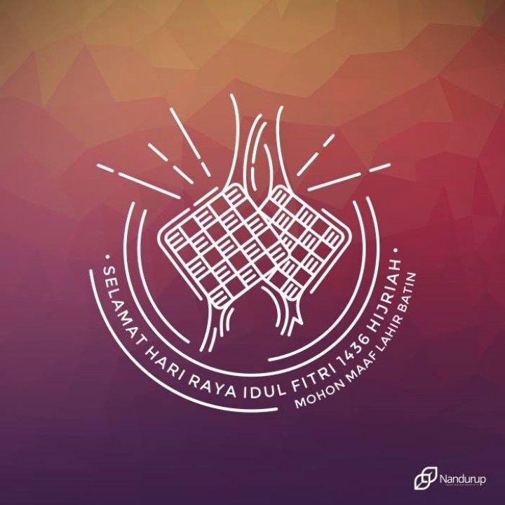 "Alhamdulillah, berdasarkan keputusan menteri agama, hasil sidang itsbat 1 Syawal jatuh pada esok hari Jumat tanggal 17 Juli 2015. Nandurup mengucapkan ""Marhaban ya Ramadhan, Selamat Hari Raya Idul Fitri 1436 H"" #ied #syawal #islam #idulfitri #nandurup #umkm #branding #packaging #kemasan #design #logo"
