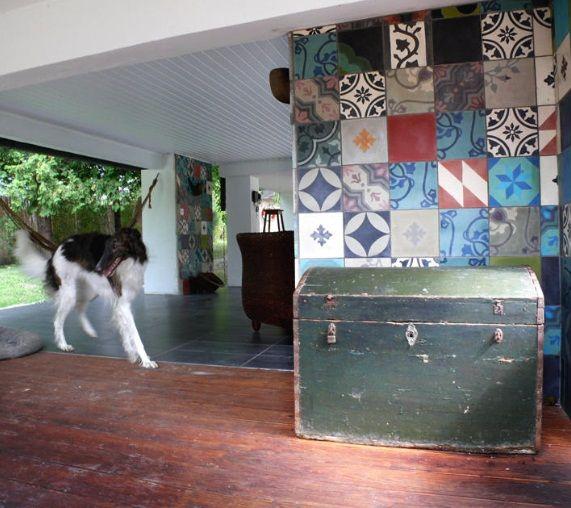 Dream Home: MOZA cementlap
