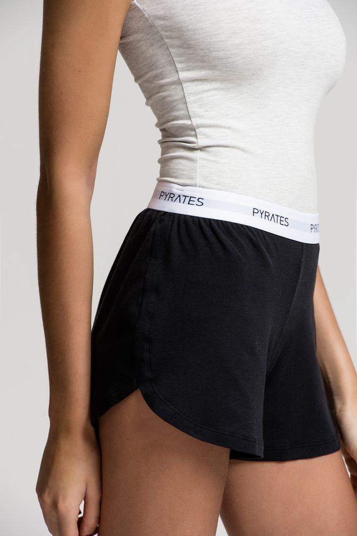 PYRATEX®Cosmetic Elisir shorts mix fashion and wellness through a minimalistic, sleek and comfortable design  #fabric #technology #minimal #fashion #texture #health #goodforyou #wellness #soft #tshirt #shorts