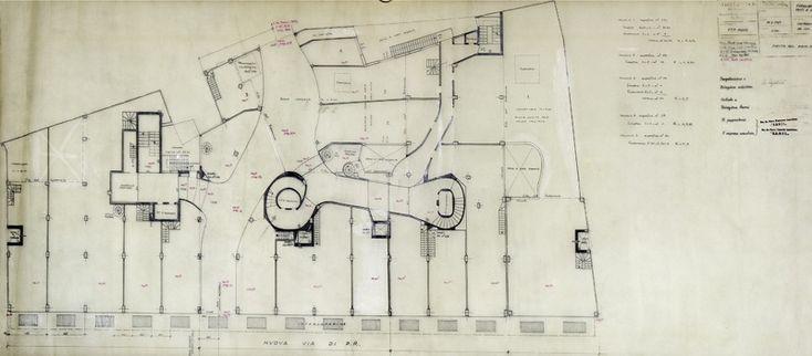 Complessi per uffici negozi e abitazioni luigi caccia for Negozi arredamento modena e provincia