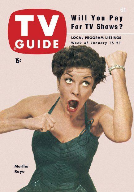 TV Guide, January 15, 1954