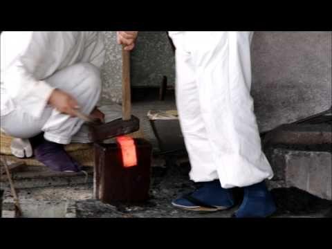 刀鍛冶_日本の伝統