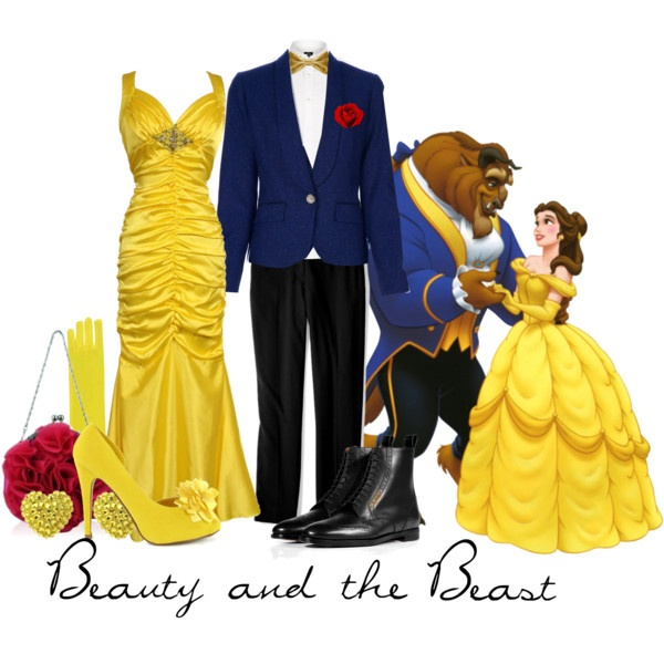 Beauty And The Beast Bridesmaid Dresses