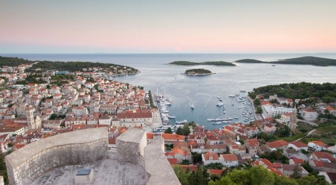 Top ten Croatian island getaways