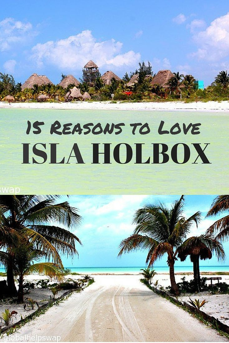 Holbox is an enchanting island in Mexico that also feels very authentic. It's an easy 2 hour ride from Cancun. Read our tips to find out about the things we love most about Holbox.
