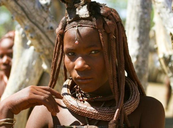 Африканские племена национальный костюм