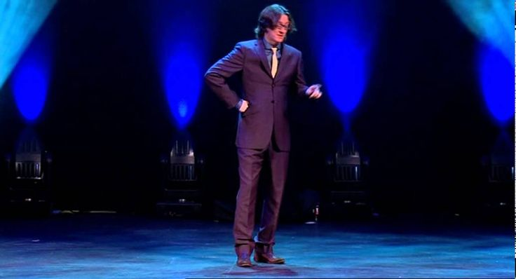 Ed Byrne - Different Class - Validation
