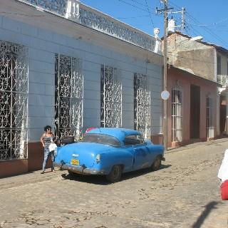 Car Trinidad de cuba