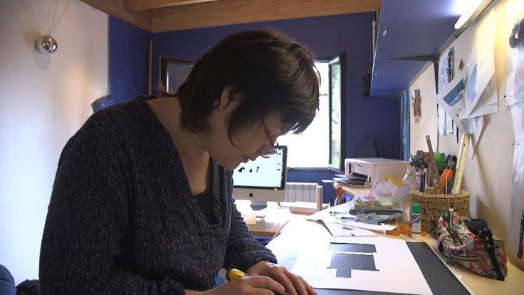 proces van het maken van een interactief kinderboek (Frans)