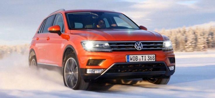 VW Tiguan 4MOTION 2016: multipolar | Motor | EL MUNDO
