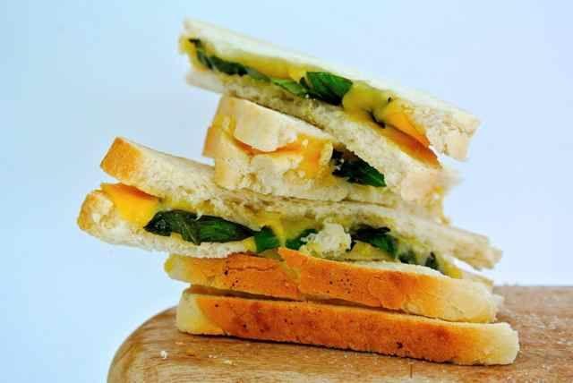 Even snel een tosti maken, meestal met kaas en ham, heerlijk. Nu kom ik steeds meer leuke variaties tegen en ik wil ze allemaal proberen. Verschillende soorten kaas, vegetarisch, met fruit. Leuk en lekker. Deze tosti past wel bij een najaarszonnetje, een regenbui of gewoon omdat hij lekker is. Het