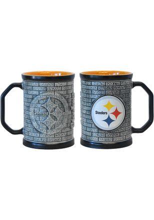 Pittsburgh Steelers Stonewall 15oz Mug