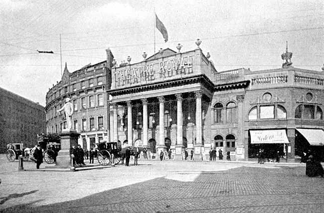 Theatre Royal c1905