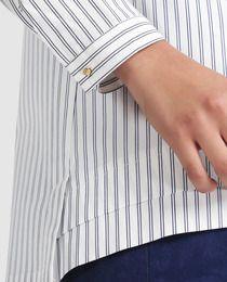 Blusa de mujer Zendra El Corte Inglés con rayas y manga larga