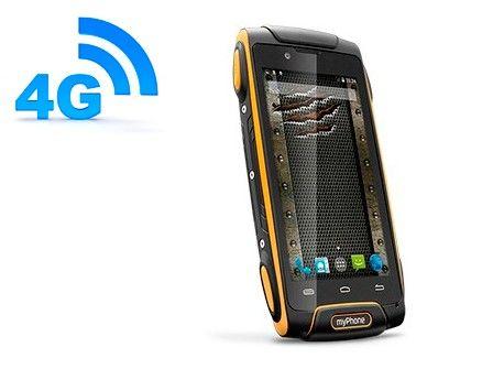 Smartphone MyPhone Hammer AXE 4G-LTE