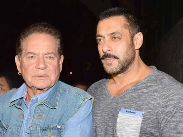 Salman Khan's father Salim Khan on Twitter showcased his displeasure about Uri…