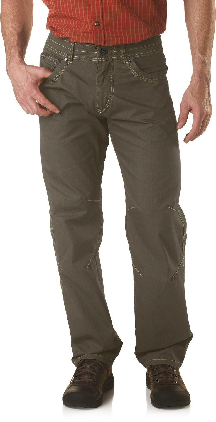 Kuhl - Revolvr Jeans - Excellent mild-weather (50-80 F) hiking pant.