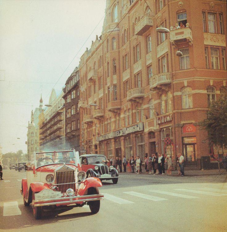 Ļeņina iela (Brīvības iela now)