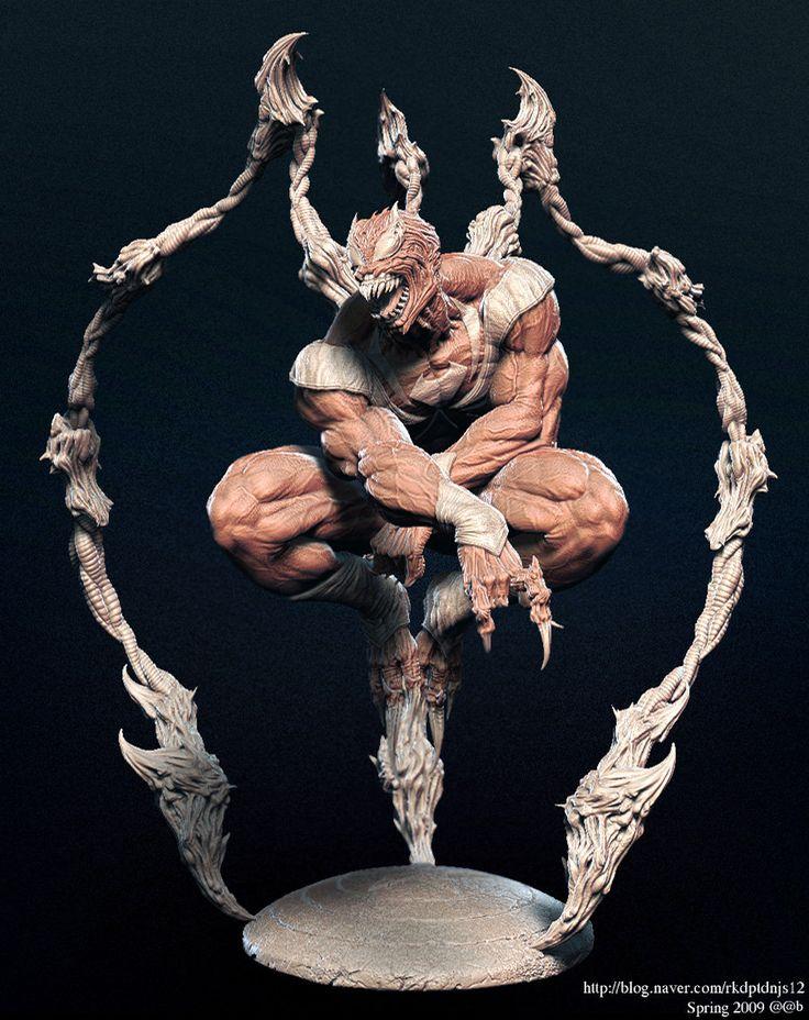 ArtStation - Spider Man , se won kang