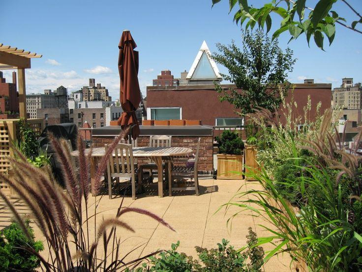 Best Rooftop Garden Images On Pinterest - Rooftop vegetable garden ideas