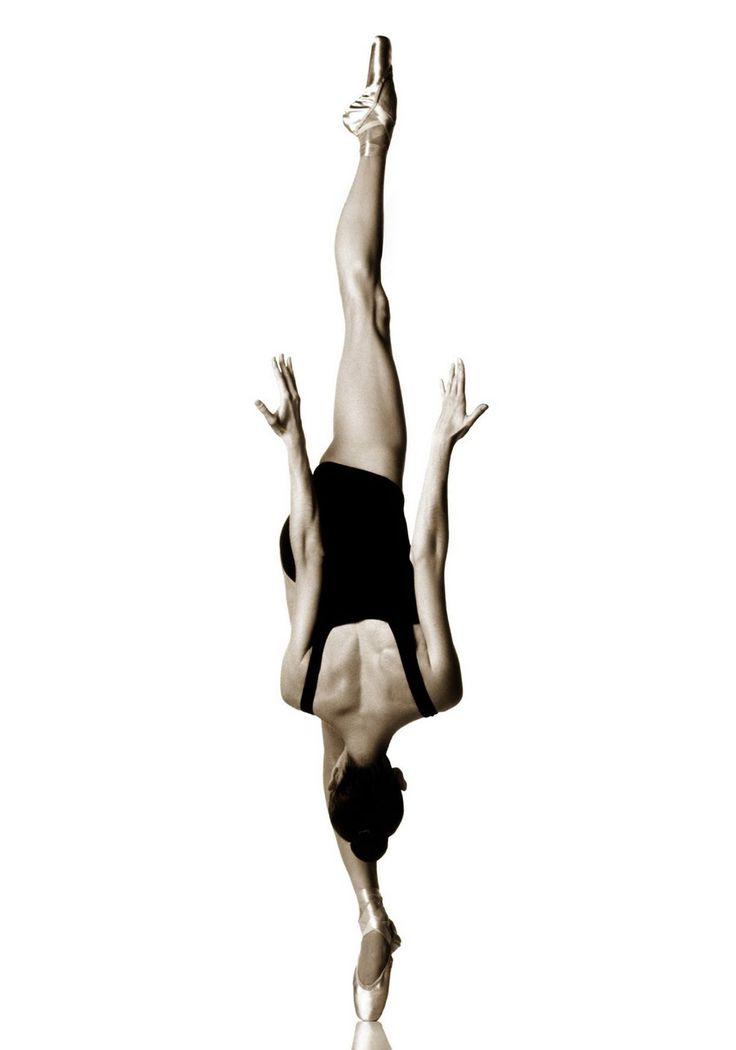 Howard Schatz retrata el ballet y la plasticidad de los cuerpos - Cultura Inquieta