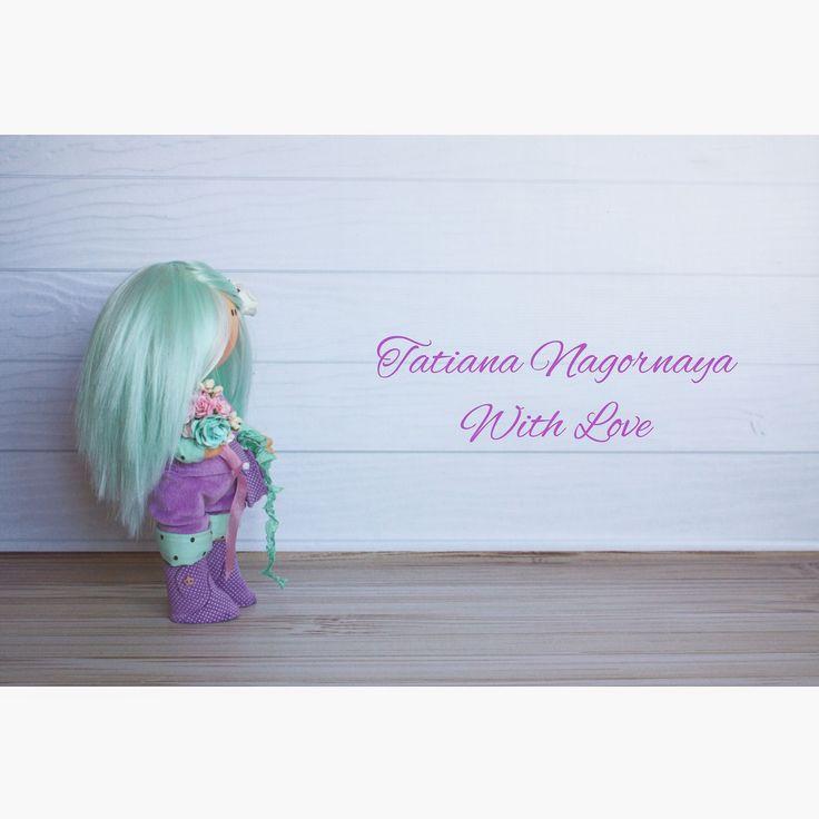 Магазин мастера Татьяна: мыло, куклы тыквоголовки