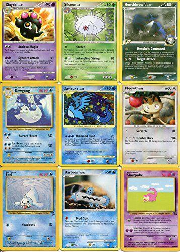 Pokemon 20 Card Lot with Rares & Articuno LV. 34