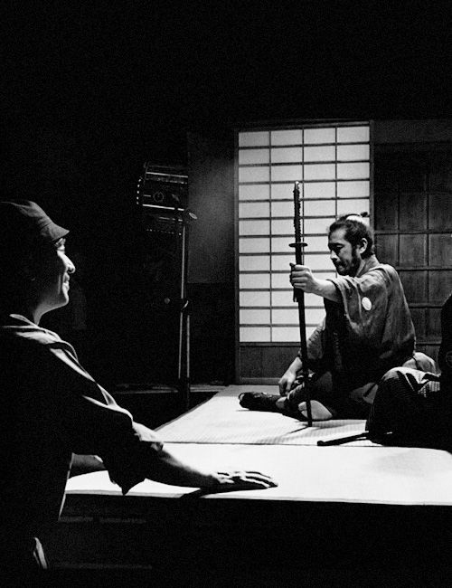 """Kurosawa has the ability to bring things out of you that you never knew were there. It is enormously difficult work, but each picture with him is a revelation. When you see his films, you find them full realizations of ideas, of emotions, of a philosophy which surprises with its strength, even shocks with its power. You had not expected to be so moved, to find within your own self this depth of understanding."" — Toshiro Mifune on Akira Kurosawa"