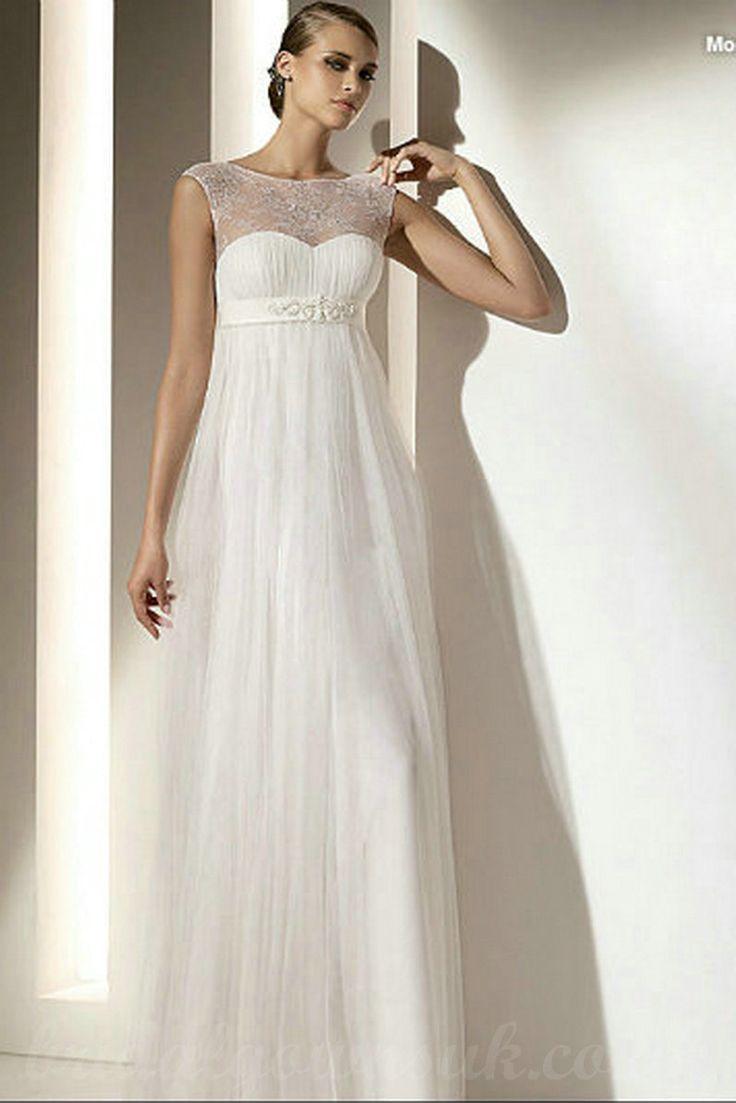The 85 best maternity wedding dresses images on Pinterest | Wedding ...