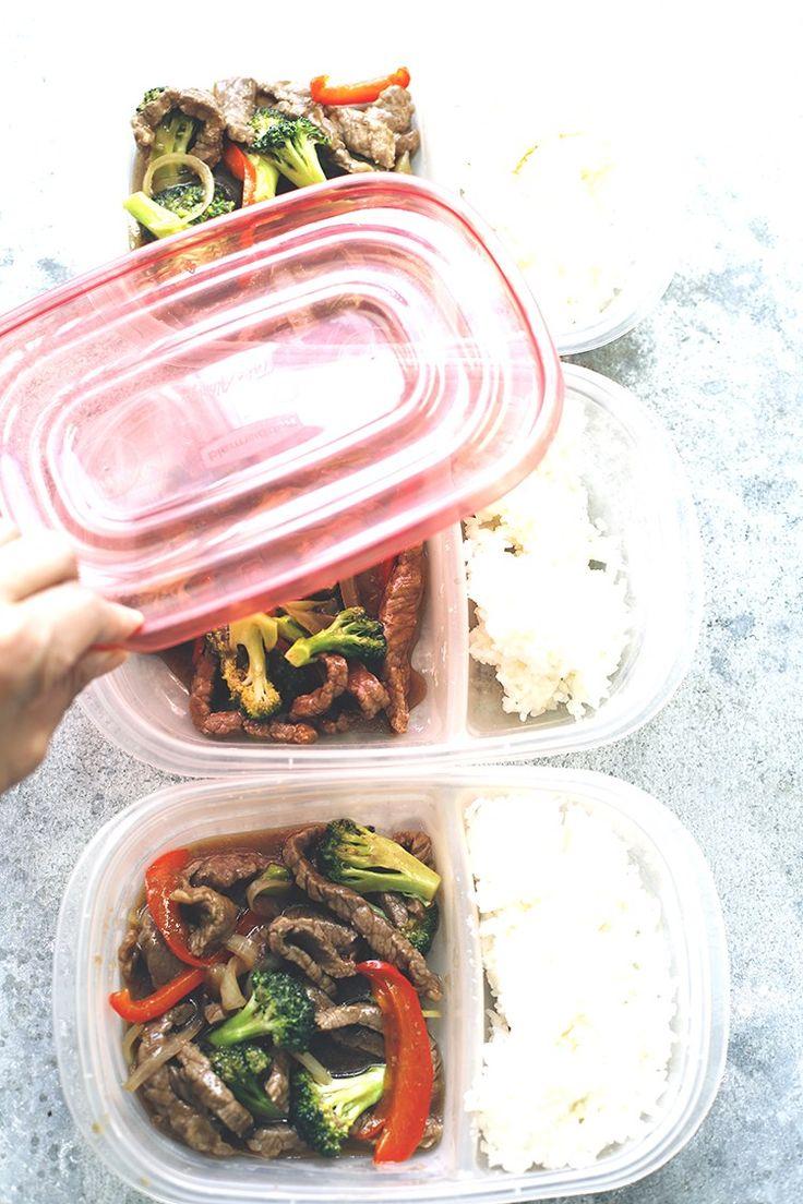 FILIPINO MEAL PREP: BEEF BROCCOLI/ THE SKINNY POT | Recipe ...
