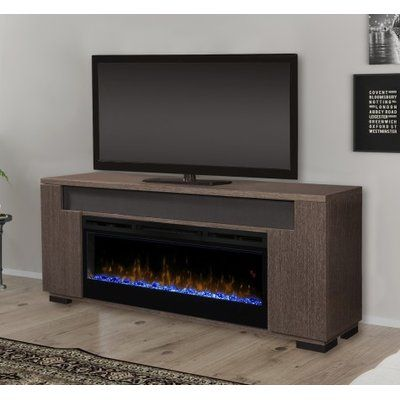 Lorraine Tv Stand For Tvs Up To 60 Inches Fireplace Tv Stand