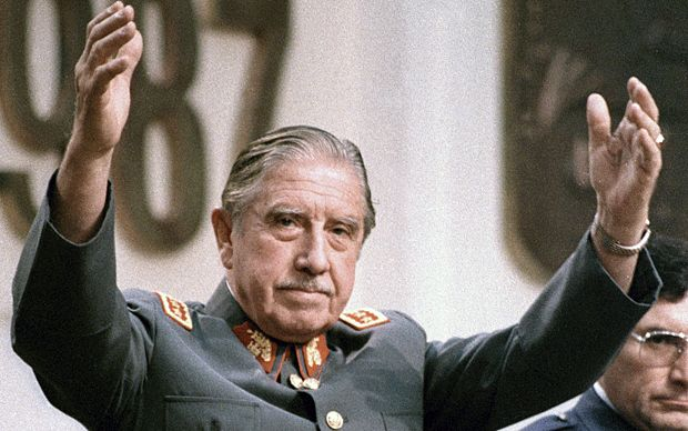 pinochet and the military rule in These events were followed by 17 years under a military dictatorship, led by  general augusto pinochet during this period, the regime.