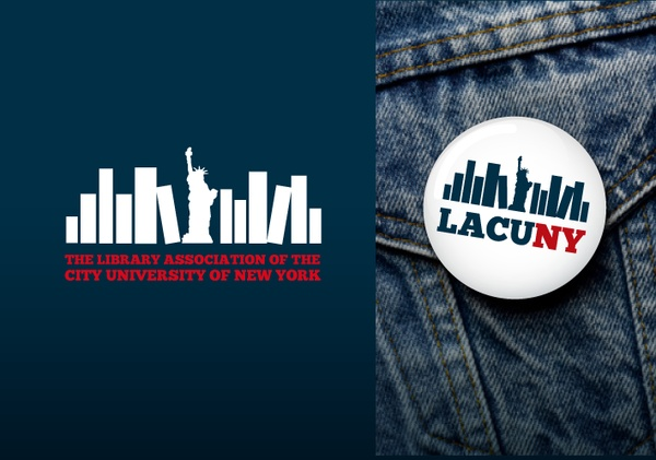 Brilliant entry for the Library Association of the City University of New York logo design competition at Logosauce. #logo #design #contest