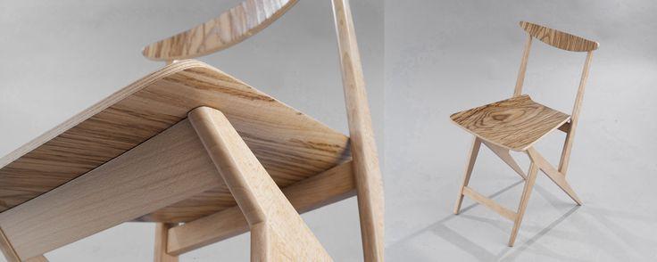 Krzesło Kowalskiego 1961 polski design // Kowalski chair polish design back to life 1961
