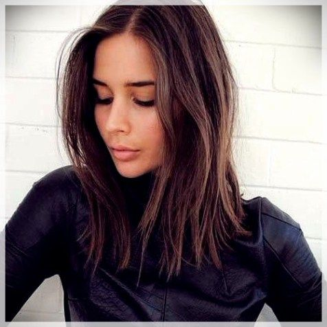 +90 Bob Haircut Trends 2019 | Brunette Hair Don't Care ...