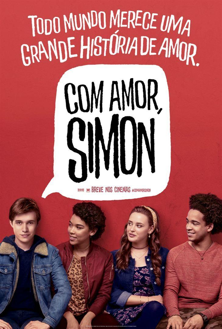 Com Amor Simon Filme Completo Assistir Online Legendado Com