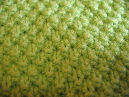 Узор Столбики (уроки вязания спицами) — Кладовочка