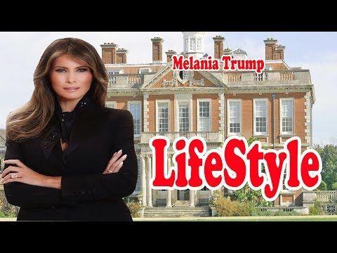 Trump wife Melania Trump Lifestyle,House,Family,Net worth,Car,Biography ...