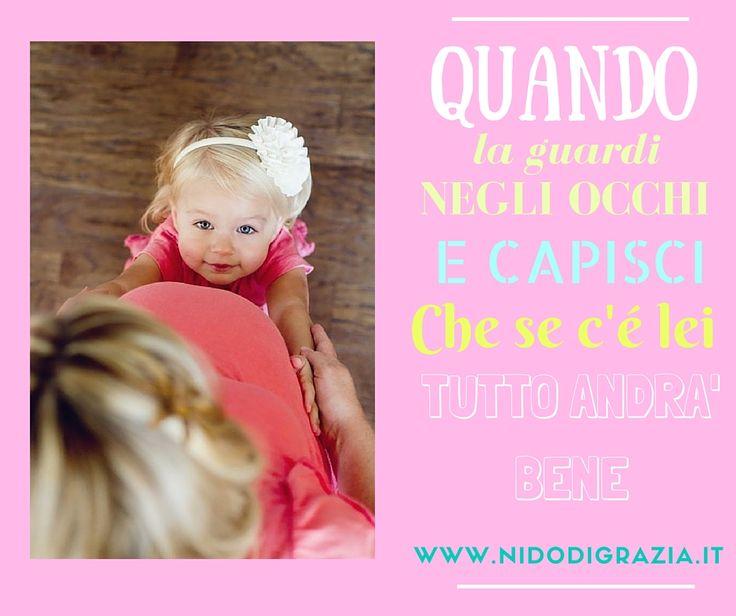 www.nidodigrazia.it  #mamme #bambini #neonati #gravidanza #genitori #figli #amore #love #bimba