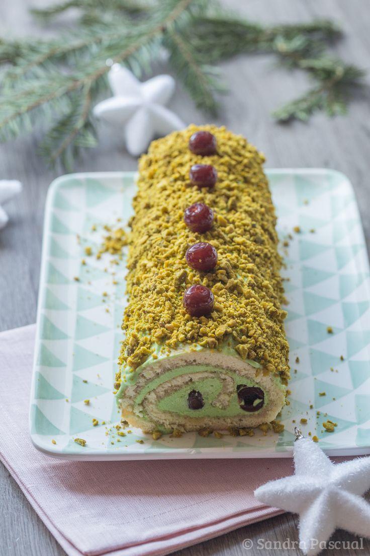 B che pistache griottines recette pistaches cuisine et g teaux - Gateau pour reveillon nouvel an ...