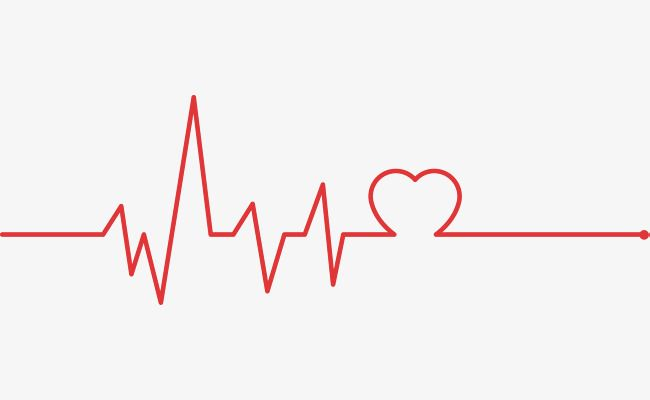 Ecg Line Public Welfare Red Love Heartbeat Line Png Transparent Clipart Image And Psd File For Free Download Heartbeat Line Background Images Free Download In A Heartbeat