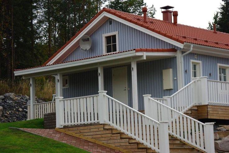 Suvetar, 4 huonetta, keittiö ja sauna Huoneistoala: 101,5 M²