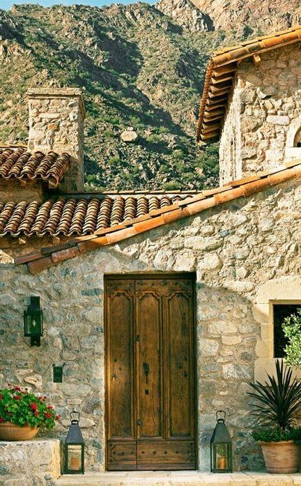 California Mediterranean Architecture...